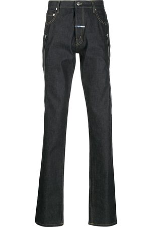 Zilver BCI zipped jeans