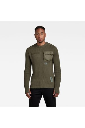G-Star Army Knitted Sweater