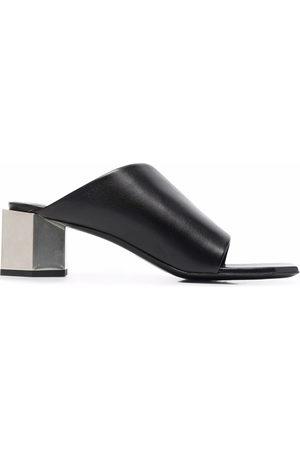 OFF-WHITE Block-heel 60mm mules