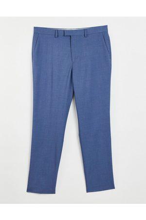 Topman Slim fit suit pants in