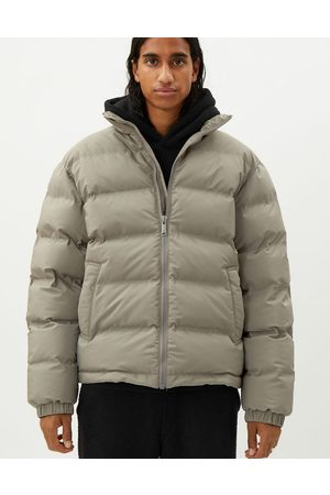 Weekday Cole puffer jacket in
