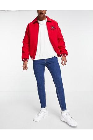 Bershka Super Skinny Fit Jeans In