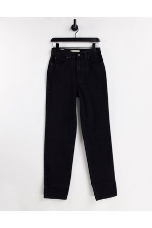 Levi's 70s straight leg jeans in black