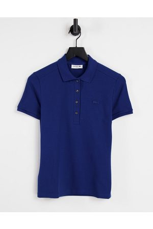 Lacoste Classic polo shirt in blue