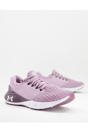 Under Armour Running Charged Vantage trainers in lilac