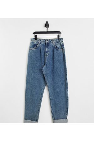 Reclaimed Inspired '83 unisex relaxed fit jeans in washed