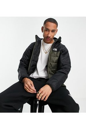 The North Face Synthetic jacket in khaki Exclusive to ASOS