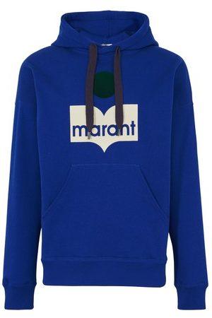 Isabel Marant Men Hoodies - Miley hooded sweatshirt