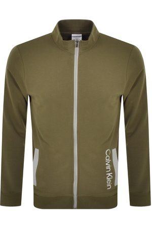 Calvin Klein Men Sweatshirts - Full Zip Sweatshirt
