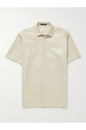 FEAR OF GOD Leather Shirt