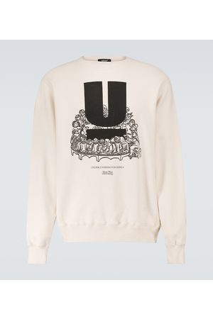 UNDERCOVER Cotton crewneck sweater