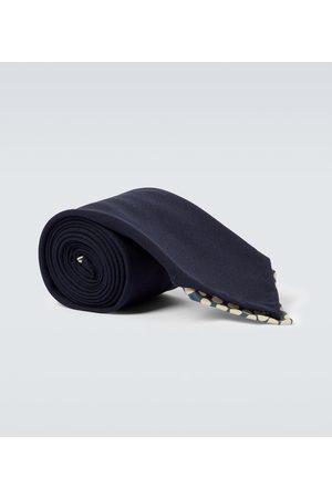 BRAM Levanto wool tie