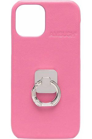 AMBUSH Phone Cases - IPHONE 12/12 PRO CASE B RING SHOCKING PI
