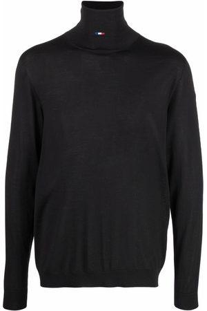 Moncler Men Turtlenecks - Roll-neck wool jumper