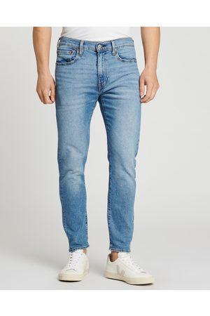 Levi's 512 Slim Tapered Fit Jeans - Slim (All Day Indigo) 512 Slim Tapered Fit Jeans