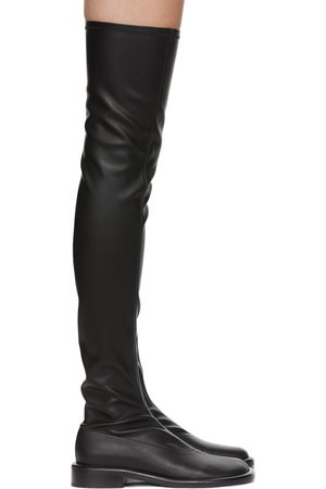 Proenza Schouler Pipe Ruched Tall Boots