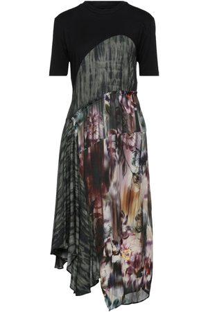 DESIGUAL Midi dresses