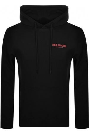 True Religion Logo Hoodie
