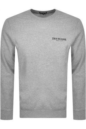 True Religion Men Sweatshirts - Crew Neck Sweatshirt
