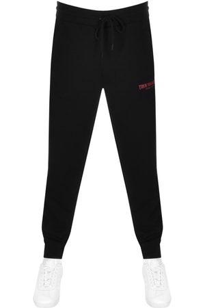 True Religion Men Joggers - Logo Jogging Bottoms