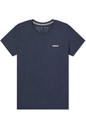 Patagonia Men Short Sleeve - P6 Logo Organic Crew Tee