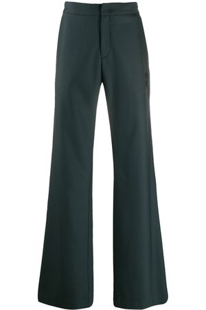 Off-White Men Formal Pants - Wide leg tailored trousers
