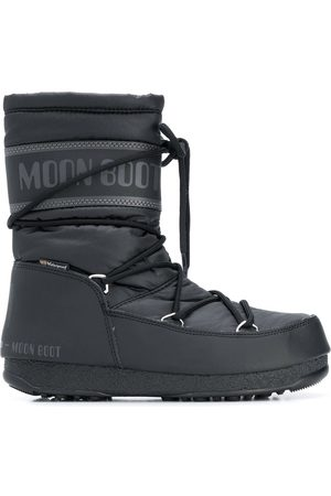 Moon Boot Women Snow Boots - Lace-up snow boots