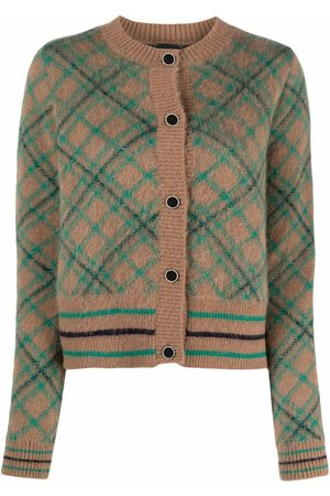 Pinko Women Cardigans - Knitted button-up cardigan