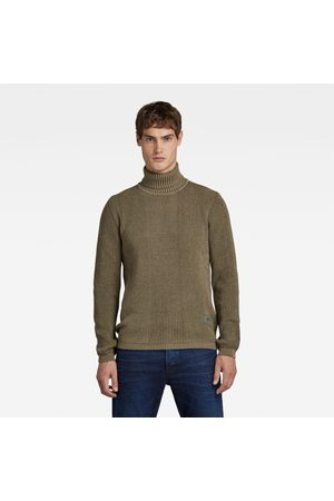 G-Star Structured Turtle Knitted Sweater