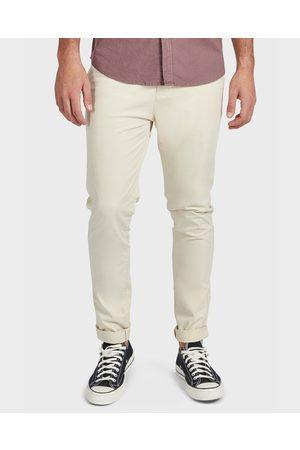 Academy Brand Men Chinos - Cooper Slim Chino - Pants (Neutrals) Cooper Slim Chino