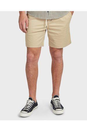 Academy Brand Volley Short - Shorts (Neutrals) Volley Short
