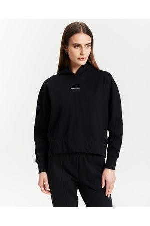 Calvin Klein Organic Cotton Hoodie - Hoodies Organic Cotton Hoodie