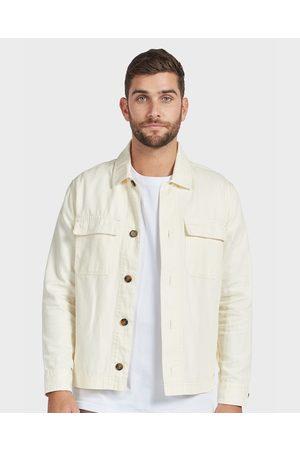 The Academy Brand Men Jackets - Standard Jacket - Coats & Jackets (Neutrals) Standard Jacket