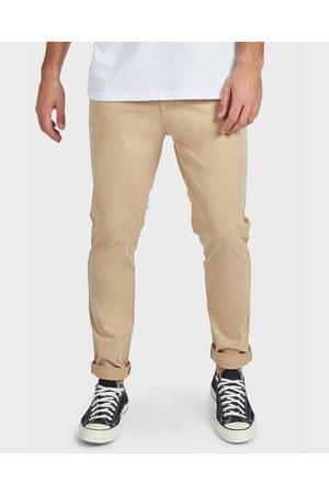 Academy Brand Cooper Slim Chino - Pants (Neutrals) Cooper Slim Chino