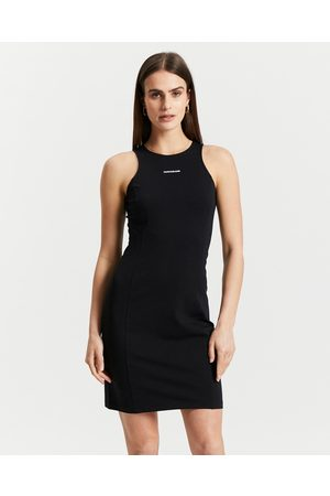 Calvin Klein Organic Cotton Tank Dress - Dresses Organic Cotton Tank Dress