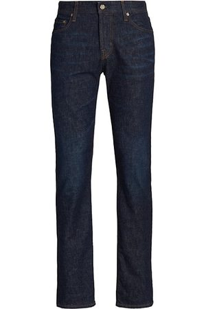 AG Jeans Dylan Straight-Leg Jeans