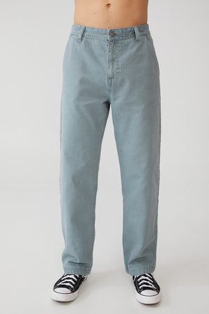 Cotton On Men Loose Fit Pant - Canvas - Washed canvas