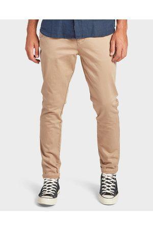 Academy Brand Skinny Stretch Chino - Pants (Neutrals) Skinny Stretch Chino
