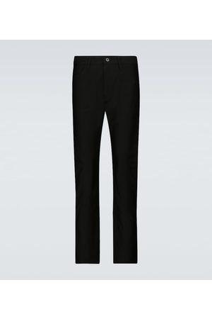 JUNYA WATANABE Men Skinny Pants - Slim-fit cotton pants