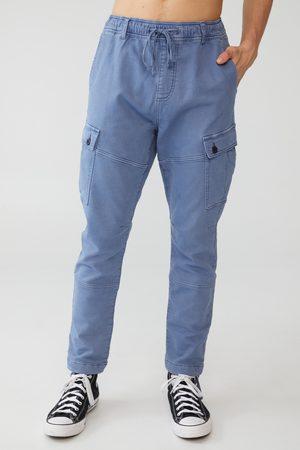 Cotton On Men Cargo Pants - Military Cargo Pant - Mid