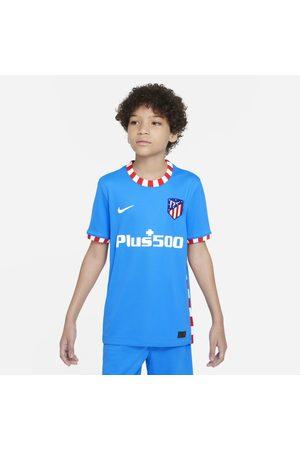 Nike Atlético Madrid 2021/22 Stadium Third Older Kids' Dri-FIT Football Shirt