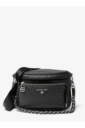 Michael Kors Women Handbags - MK Slater Medium Logo Sling Pack - - Michael Kors