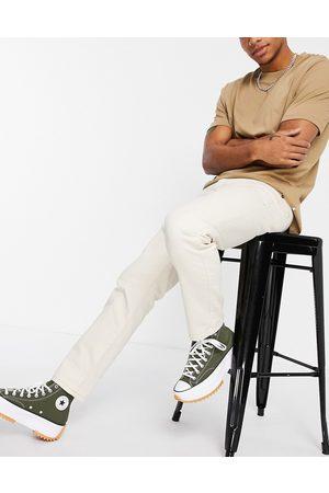 Topman Men Straight - Straight jeans in -White