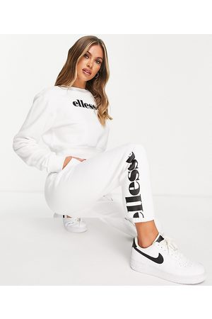 Ellesse Women Joggers - Cropped jumper and trackies set in