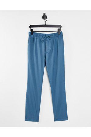 Topman Smart skinny trackie pants in