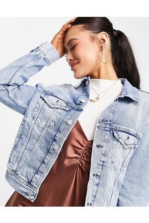 Replay Women Denim Jackets - Denim jacket in wash
