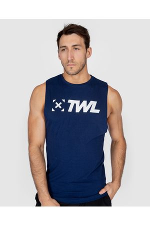 The WOD Life Men Tank Tops - Everyday Muscle Tank 2.0 - Muscle Tops Everyday Muscle Tank 2.0