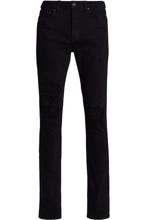 MONFRÈRE Men Slim - Greyson Five-Pocket Jeans