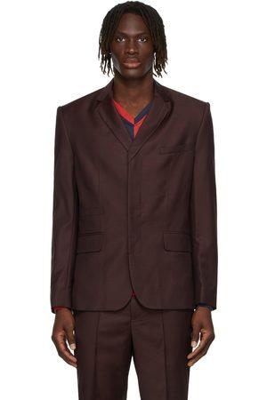 Situationist Men Blazers - Wool Blazer