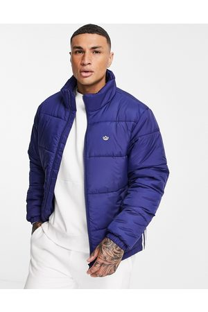 adidas Originals Padded stand jacket in